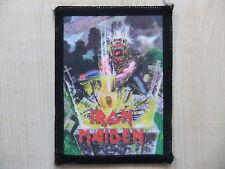 Aufnäher - Patch - Iron Maiden - Eddie - Metallica - Motörhead - Saxon - 80/90s
