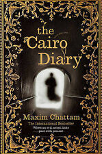 The Cairo Diary by Maxim Chattam - Medium Paperback - 20% Bulk Book Discount
