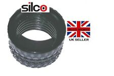 SILCO 1/2 UNF Silencer / Barrel THREAD PROTECTOR Air Rifle  - ALUMINIUM