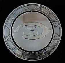 HALO 3 REVERSIBLE BELT BUCKLE LICENSED NEW!