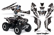 AMR Racing CanAm Renegade500/800/1000 Graphic Kit Wrap Quad Decal ATV All MAD WK