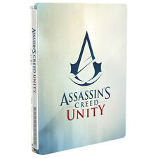 Assassin's Creed Unity Steelbook G2 sized CASE (NO GAME) Ubisoft NEW PC PS4 Xbox