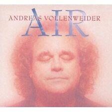 """ANDREAS VOLLENWEIDER """"AIR"""" 2 CD NEU"""