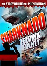 SHARKNADO FEEDING FRENZY New Sealed DVD