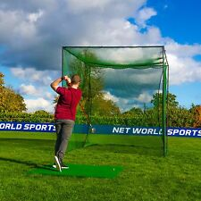 Golf Impact Net Panel For All 10ft Golf Cages Protection Netting You Can Trust!