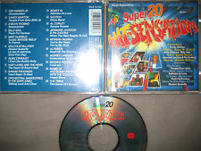 CD Super 20 Hit-Sensation Al Corley Square Rooms Pia Zadora Modern Talking OMD