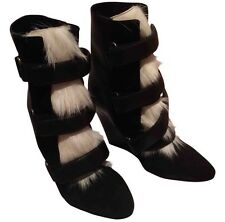 """Isabel Marant """"Pierce"""" Wedged Boot. BNIB. Size FR41. RRP£875. Sold Out!!"""
