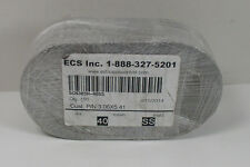(100) ECS Extrusion Control Supply SCN3B5H-40SS 3 x 5 Stainless Oval Screen X100