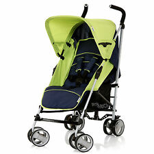 NEW HAUCK MOONLIGHT / KIWI ROMA PUSHCHAIR BABY STROLLER CHILDS BUGGY FROM BIRTH
