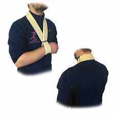 MEDISURE SOFT LINED FOAM FULLY ADJUSTABLE VELCRO ARM SHOULDER HAND BRACE SLING