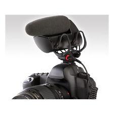 SHURE VP83F LENSHOPPER SHOTGUN MIC w/FLASH RECORDER/DSLR VIDEO/NEW