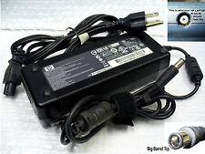 GENUINE HP COMPAQ AC ADAPTER 18.5V 6.5A 120W CHARGER PAVILION DV6, DV7, DV8