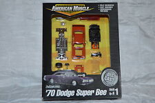 ERTL American Muscle '70 DODGE SUPER BEE Model Kit Diecast 1:64 New,unopened!