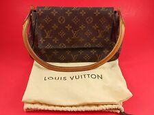 Authentic Louis Vuitton Mini Looping Shoulder Bag Purse Monogram SD1002