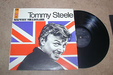 Tommy Steele Sixpenny Millionaire Liberty STEREO LP