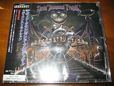 Devin Townsend Project / Deconstruction JAPAN Strapping Young Lad PROMO NEW *G