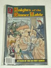 KNIGHTS OF THE DINNER TABLE #79 KENZER & COMPANY MAY 2003