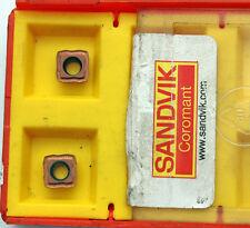 2 Inserti Di Tornitura Inserti Sandvik 880-03 03 05H-C-GM 1044
