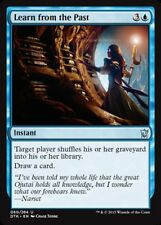 x4 Learn from the Past MTG Dragons of Tarkir M/NM, English