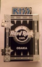 Hard Rock Cafe Pin KISS Door Series Osaka