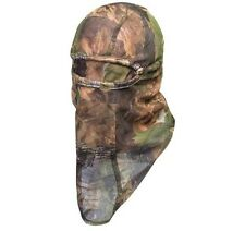 JACK PYKE LIGHTWEIGHT MESH BALACLAVA english oak tree camo hunting mos net hat