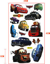 Disney Cars Wall Deco Vinyl Sticker Decal Decor Removable bedroom Art Mural