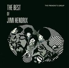 The Best of Jimi Hendrix by Fremonts Group (CD, Aug-2012, Aurora)