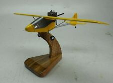 Kolb Firestar Ultralight Experimental Airplane Wood Model Large Free Shipping Nw