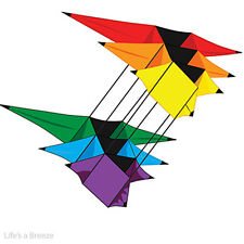 Tri Box Kite.   3 dimensional kite