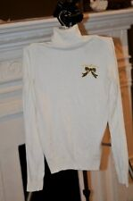 Love Moschino Roll Neck Jumper size 8 Small