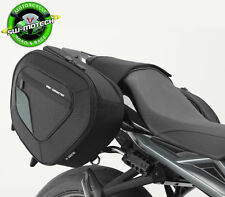 SW Motech Bags Connection Blaze Panniers Triumph Street Triple 675 2012-2014