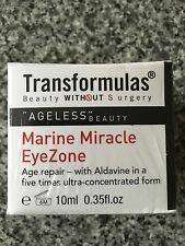Transformulas Marine Miracle EyeZone 10ml BNIB RRP £41.95