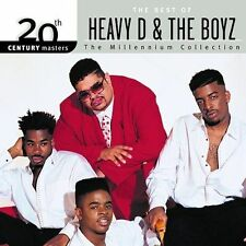 20th Century Masters: The Millennium Collection by Heavy D & the Boyz (CD,...