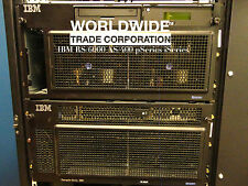 IBM 7026 H80 Server 750MHz 1-Way 2048MB Memory w/ Rails and CEC pSeries RS6000