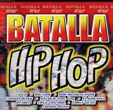 BATALLA - HIP HOP - KILO; BIG LOW; CORLY GUNZ; CRUZ CON;