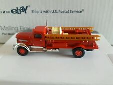 Golden Wheels & Tonka Fire Trucks 1/87 HO (2)