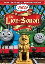 Thomas & Friends: The Lion of Sodor (2010, REGION 1 DVD New)