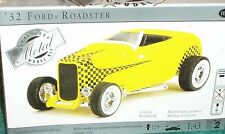 TESTORS 1932 FORD ROADSTER CUSTOM ASSEMBLY MODEL KIT 1/43 SEALED BOX SKILL 2