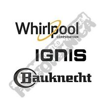 WHIRLPOOL IGNIS BAUKNECHT PORTA FORNO A MICROONDE 481944238917 - 481944239518