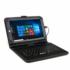 "9"" INCH WINDOWS 8 TABLET PC QUAD CORE NETBOOK 16GB WITH KEYBOARD FREE SHIP"
