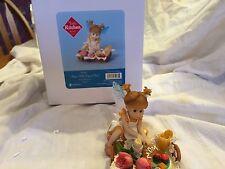 """My Little Kitchen Fairies """"MAMA'S LITTLE SURPRISE FAIRIE"""" 2013 NIB"""