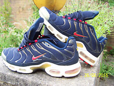 **RARE** NIKE AIR MAX PLUS TUNED TN OLYMPICS GAMES (2000) US9.5/UK8.5/43