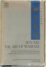 THE ART OF WARFARE ~ SUN TZU ~ MILITARY STRATEGY & PHILOSOPHY ~ INTRO R AMES HC