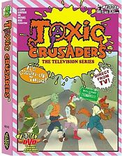 Toxic Crusaders - The Television Series, Vol. 1