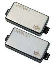 Lace Sensor Matt Pike Dirty Heshers Humbucker set  - chrome