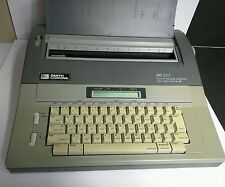 Smith Corona SD 685 Electric Word Processing Typewriter Spell Right Dictionary