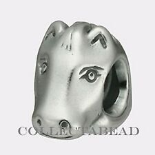 Authentic Pandora Sterling Silver Horse Head Bead *RETIRED*  790253