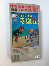 It's O.K to Say No to Drugs 1986 Kid Stuff Vintage Cartoon Animated Vid Learning