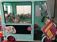 "New Our Generation Ice Cream Truck for 18"" Dolls *Ships Fast!*"