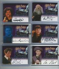 Harry Potter Sorcerer's Stone AUTO autograph Rawlins as James Potter
